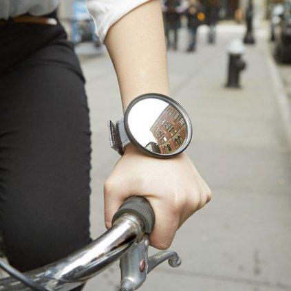 Zrcátko pro cyklisty