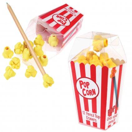 Originální guma - popcorn