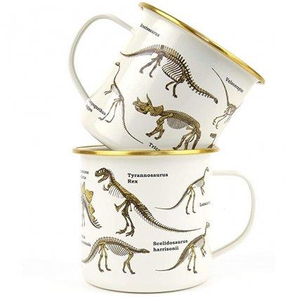 Hrnek - dinosauři