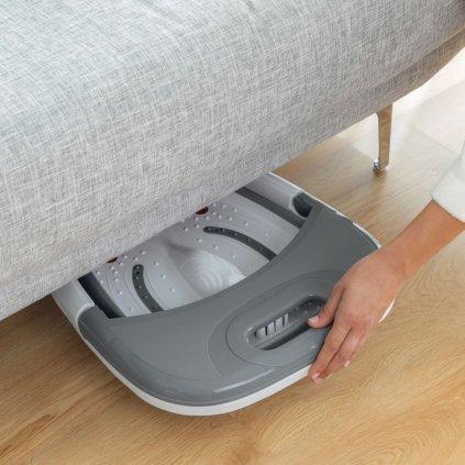Skládací masážní vana na nohy
