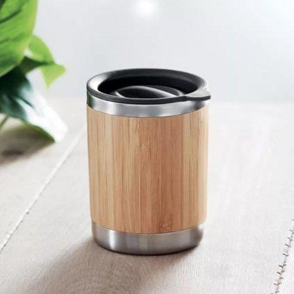Hrnek na kávu - bambus - 250ml