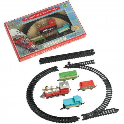 Set mini železnice