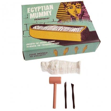 Sada pro vykopání mumie