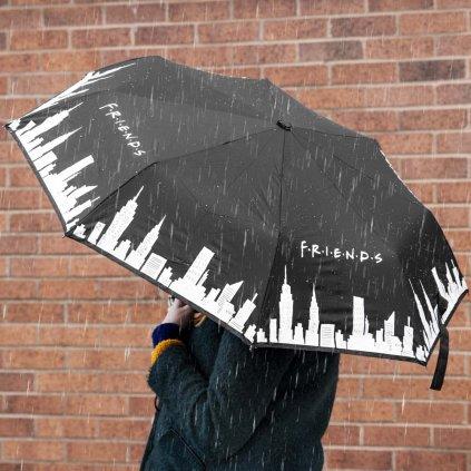 Měnící deštník ze seriálu Přátelé