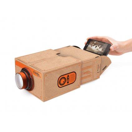 Mobilní projektor