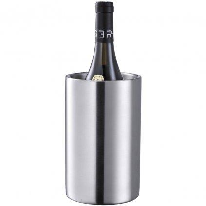 Nerezová chladicí nádoba na víno