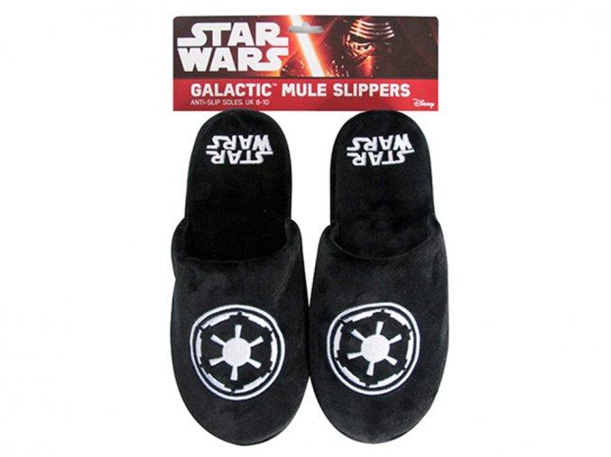 Star Wars - Galactic bačkory