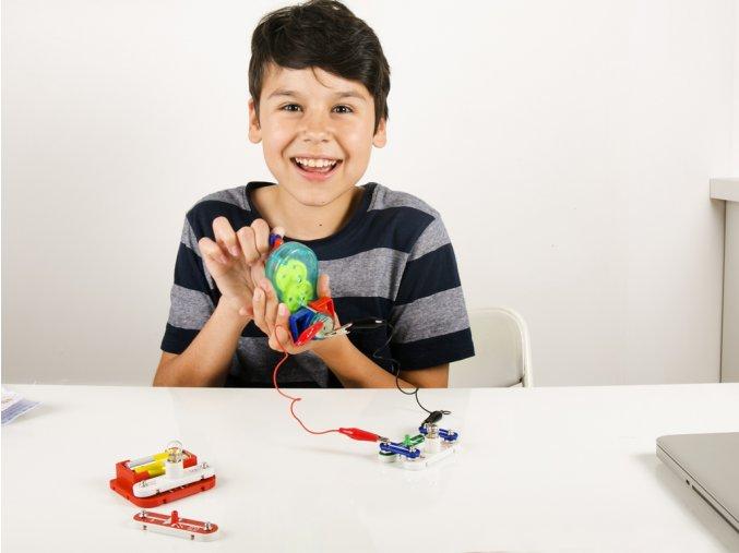 Malý vědec - elektrický generátor