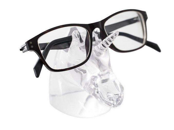 Stojánek na brýle - jednorožec