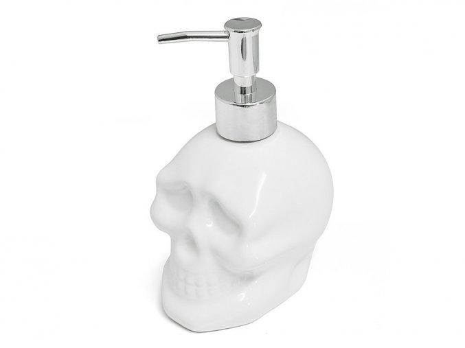Zásobník na mýdlo - lebka