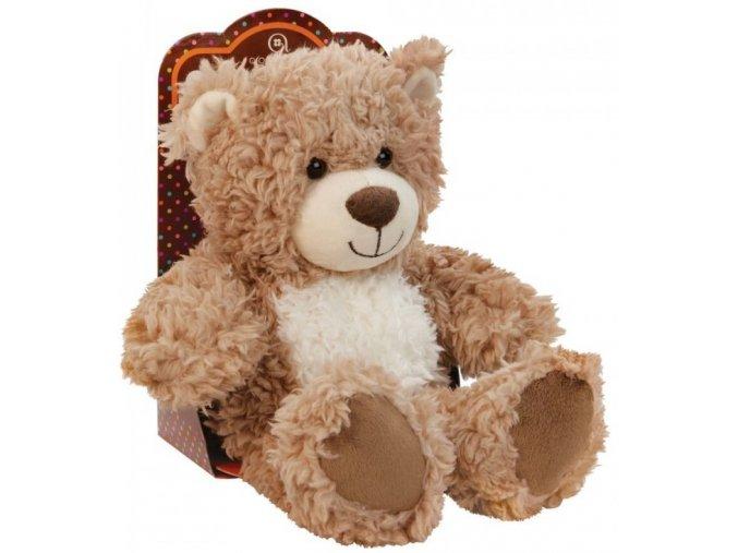 Nahřívatelný plyšák - medvídek