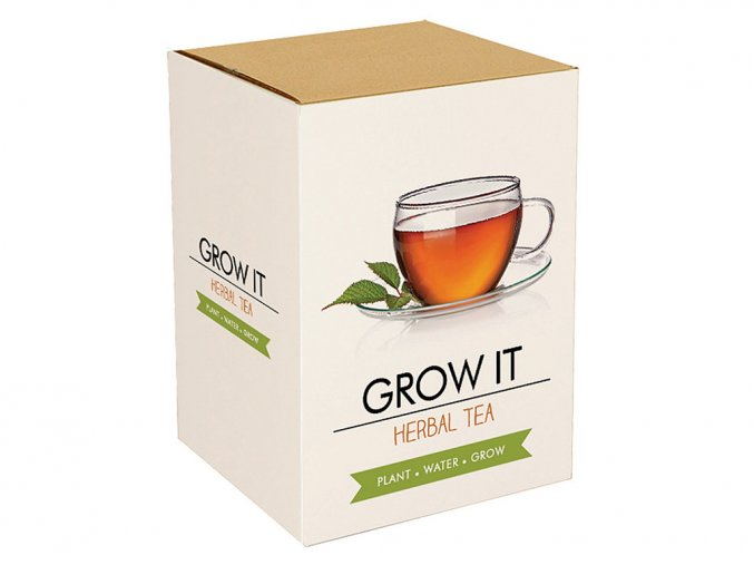 Čaj z bylinek