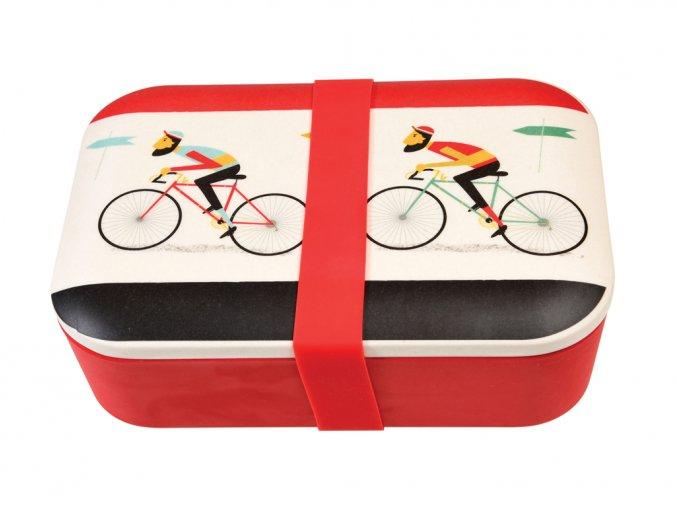 Velký box na obědy - Le Bicycle