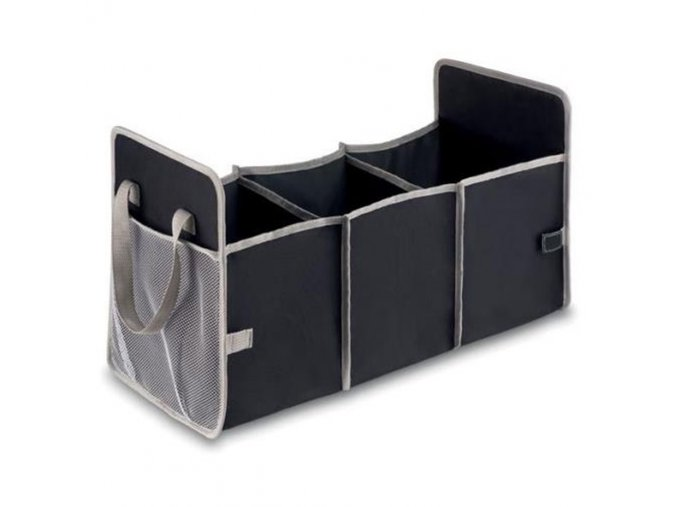 Skládací organizér-box do kufru auta