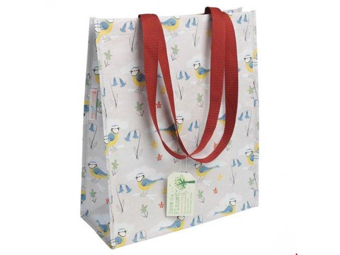 Nákupní taška - ptáčci