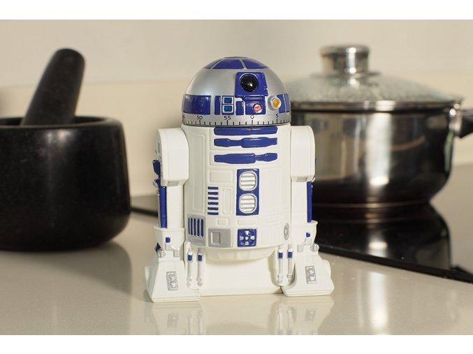 Kuchyňská minutka - R2-D2
