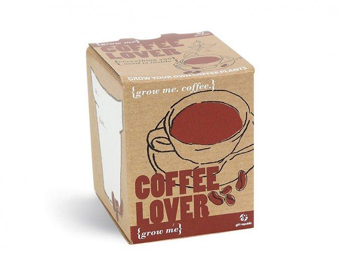 Grow me - Vlastní káva