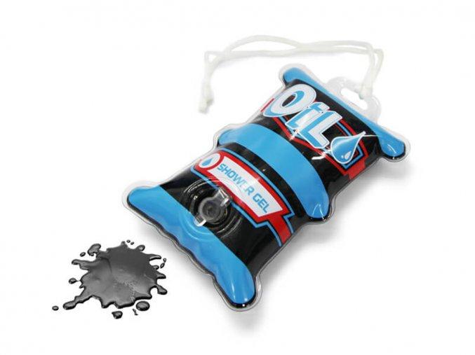 Sprchový gel - olej