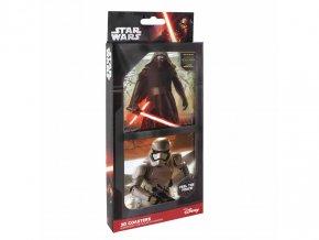 Star Wars - holografické podtácky