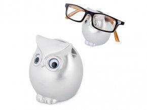 Stojánek na brýle - sova