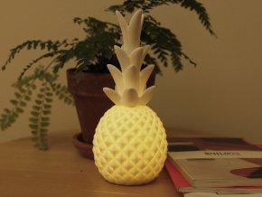 LED světlo - ananas