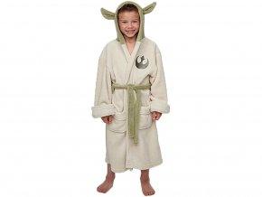 Star Wars - Dětský župan Yoda