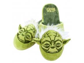 Star Wars - Yoda bačkory