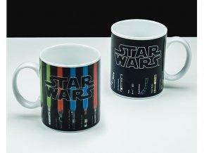 Star wars měnící se hrneček