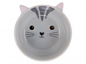 Miska ve tvaru kočky