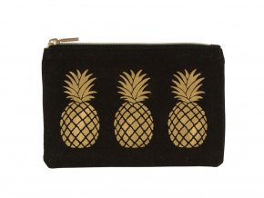 Peněženka na mince - Gold Pineapple