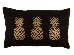 Polštář - Gold Pineapple