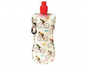 Skládací láhev - Cyklisté