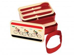 Obědový box - cyklisté