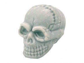 Originální guma - lebka