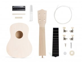 Vyrob si vlastní ukulele