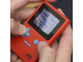 Retro herní konzole Gameboy - 150 her