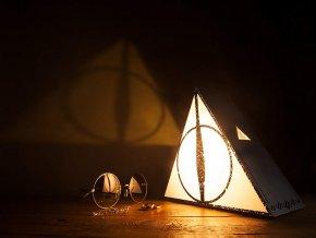 Světlo relikvie smrti - Harry Potter