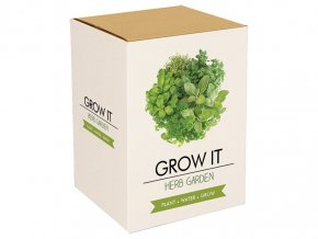 Grow It - Bylinky