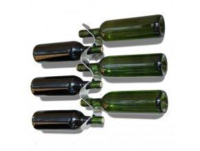 Nástěnný držák vín Flow