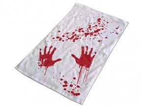 Krvavý ručník