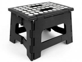 Stolička pro nosorožce - černá