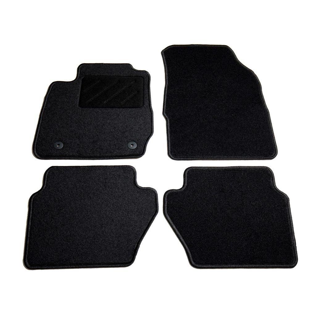 4-dílná sada koberců do auta | pro vozy Ford Fiesta VI
