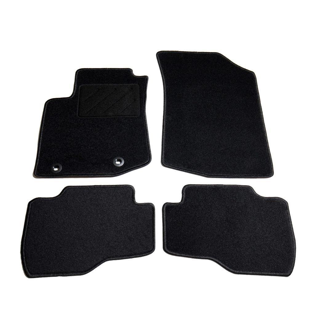 4-dílná sada koberců do auta | pro vozy Toyota Aygo II