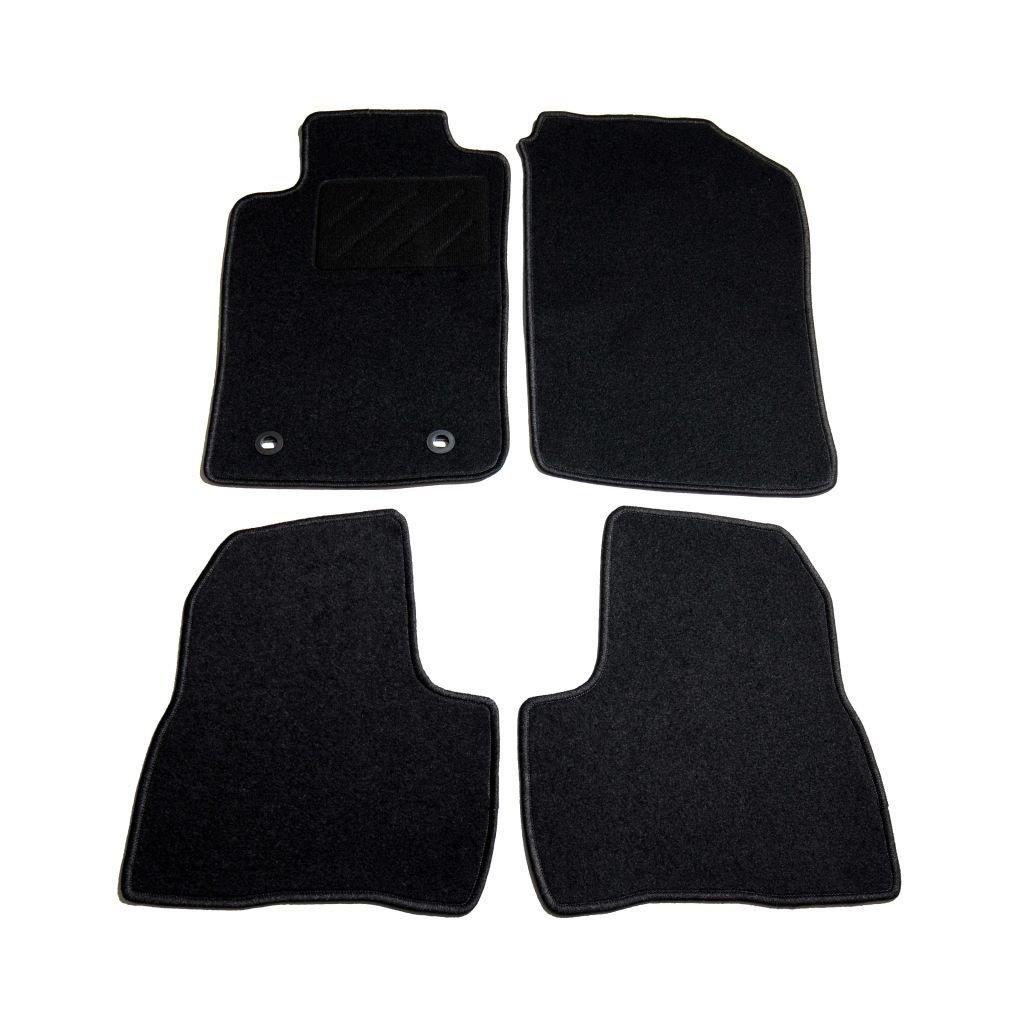 4-dílná sada koberců do auta | pro vozy Peugeot 206 SW