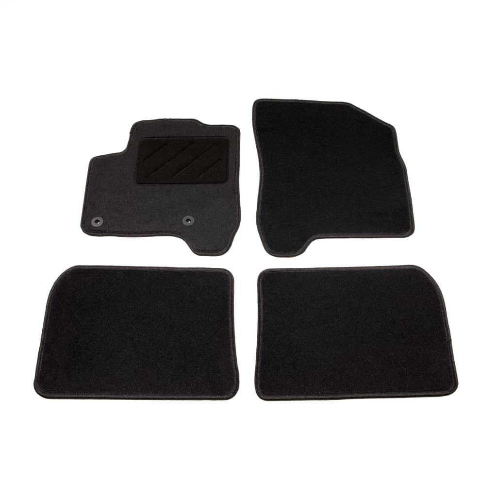 4-dílná sada koberců do auta | pro vozy Citroen C3 Picasso