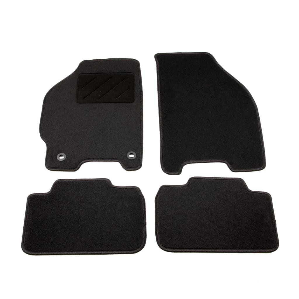4-dílná sada koberců do auta | pro vozy Fiat Punto II