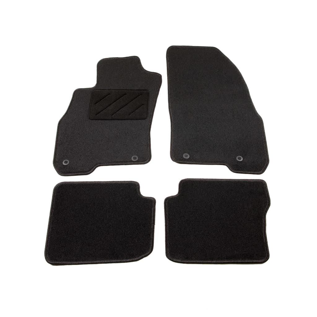 4-dílná sada koberců do auta | pro vozy Fiat Punto III
