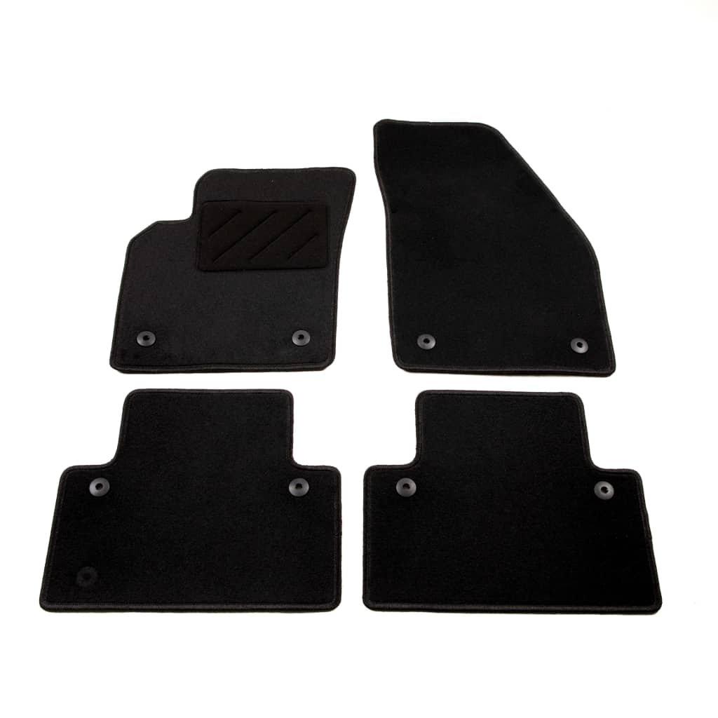 4-dílná sada koberců do auta | pro vozy Volvo S40/V50/C70