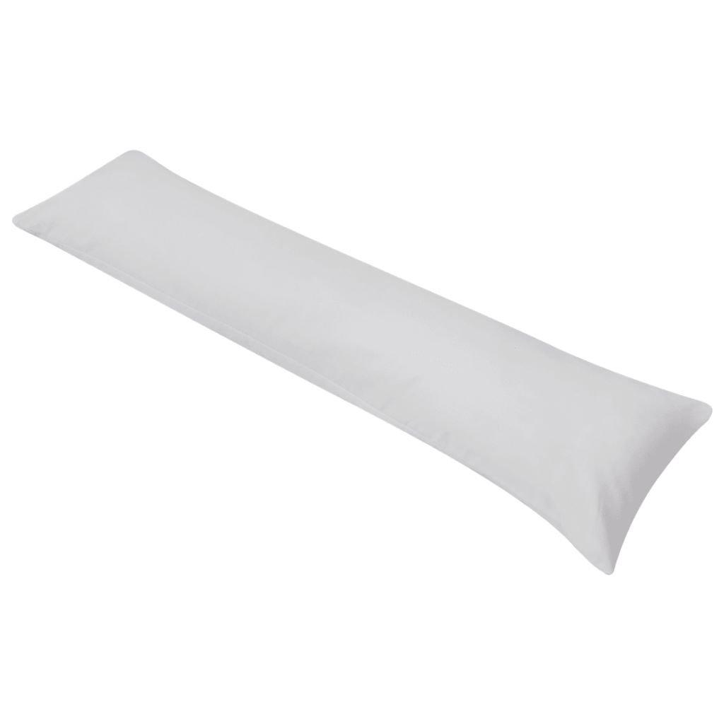 Polštář pro spaní na boku - šedý | 40x145 cm
