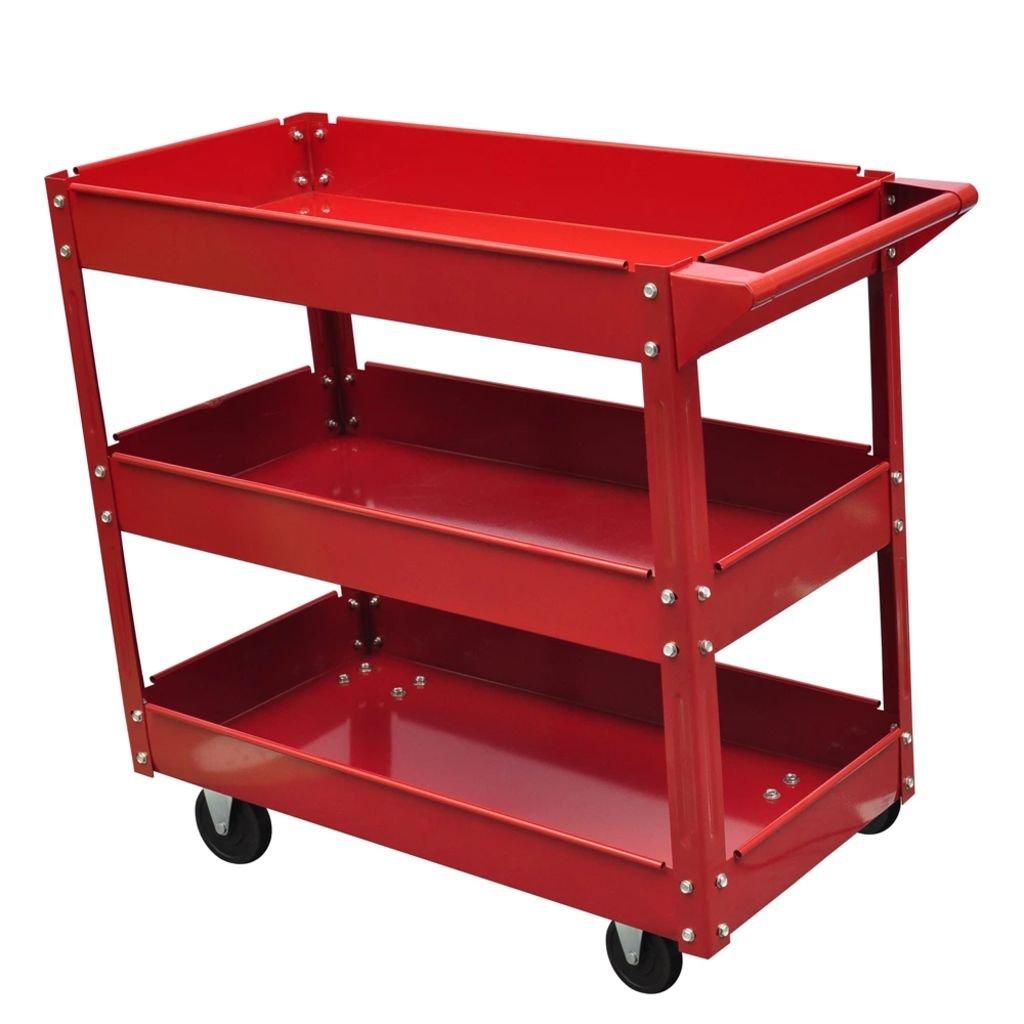 Dílenský vozík pro nástroje | 100kg